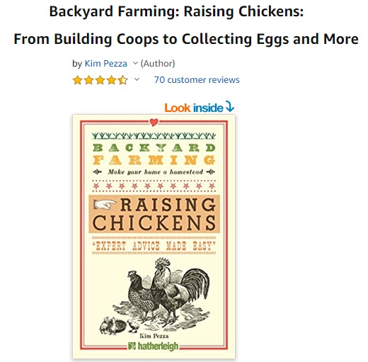 Backyard Farming Raising Chickens By Kim Pezza - How to Live off the Land