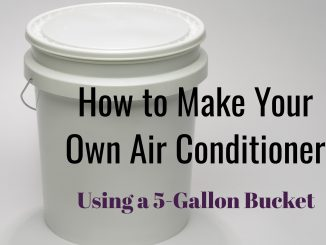 Bucket Air Conditioner