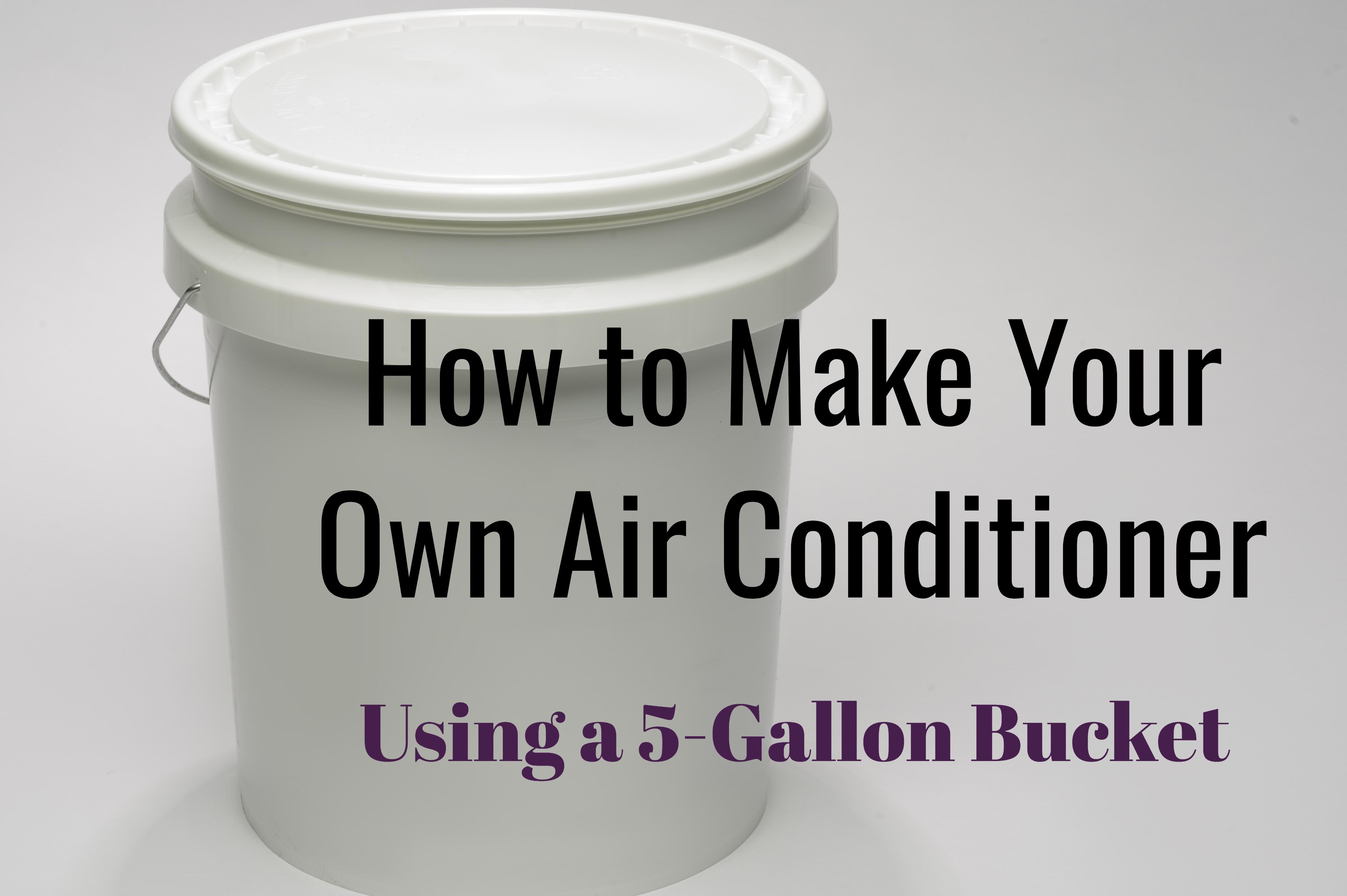 Bucket Air Conditioner
