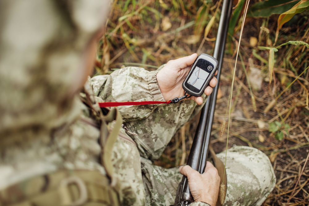Hunting with GPS