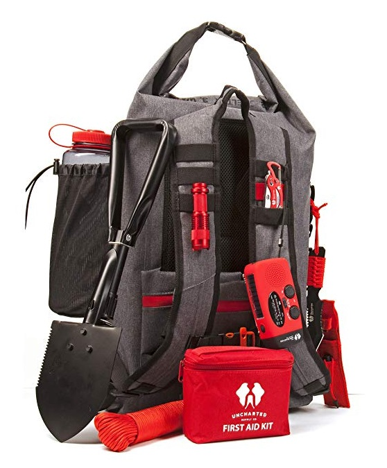 Uncharted Supply Emergency Survival Backpack - SEVENTY2