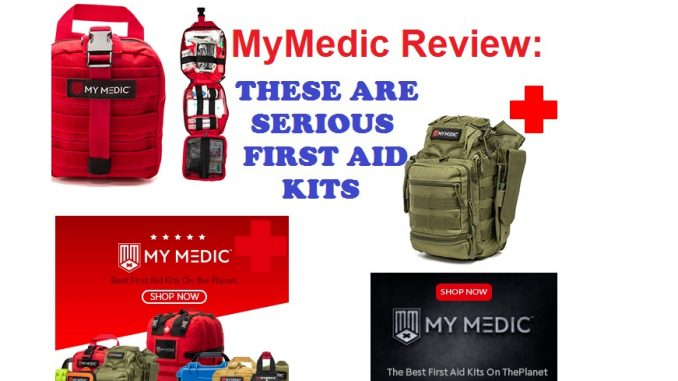 MyMedic First Aid Kit Review