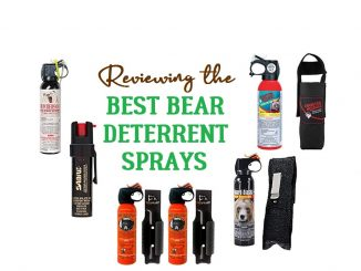 Best Bear Sprays Reviewed - Best Bear Deterrents