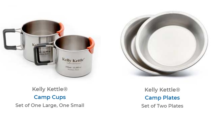 Kelly Kettle Review - Accessories