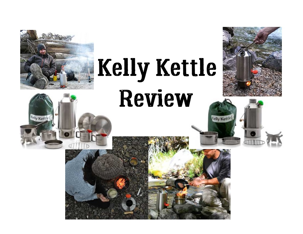 Kelly Kettle Review - Best Hobo Stove