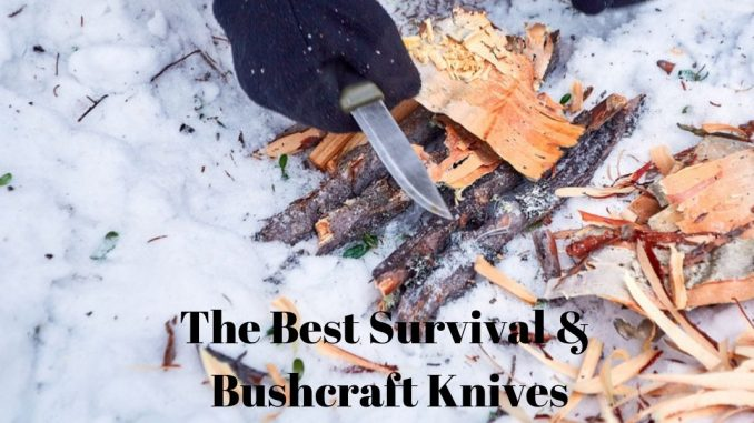 Best Fixed Blade Survival Knives - Best Bushcraft Knife