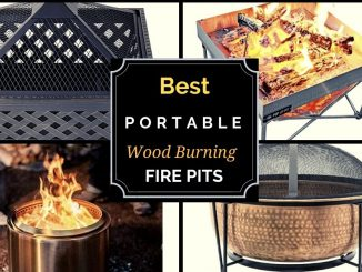 Best Portable Wood Burning Fire Pits