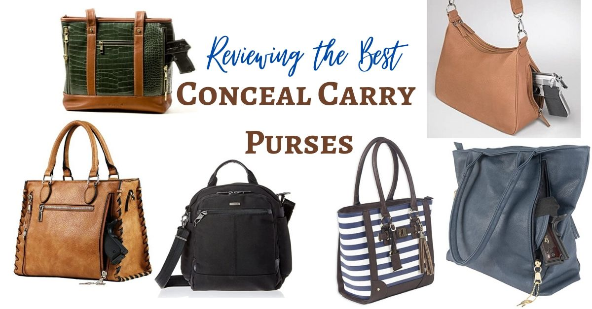 Best Conceal Carry Purse Reviews