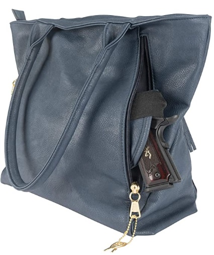 Browning Concealed Carry Purse with Lock
