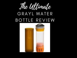 Grayl Water Bottle Review