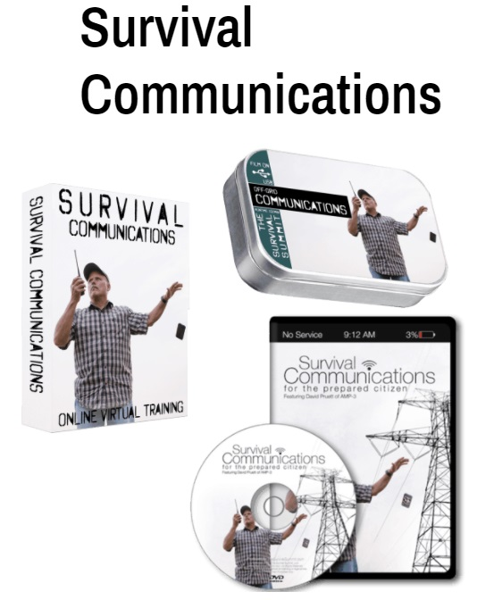 Survival Communicatios Film by Survival Summit