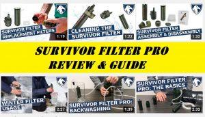 Survivor Filter Pro Review